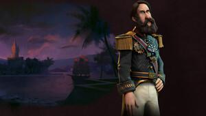 Civilization VI'da Brezilya'ya II. Pedro liderlik edecek
