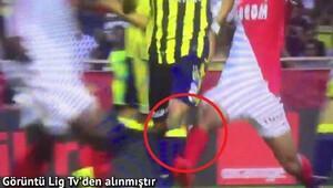 Fenerbahçe'nin yediği golde faul isyanı!