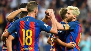 Barcelona 4-2 Leicester City / MAÇIN ÖZETİ
