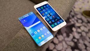 Galaxy Note 7 mi iPhone 6S Plus mı?