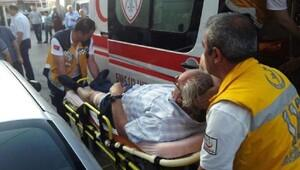 Otopark görevlisi 2 kardeşi bıçakladı