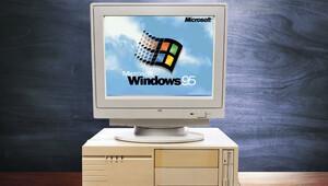 Instagram Windows 95'te olsaydı...