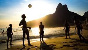 36 saatte Rio de Janeiro
