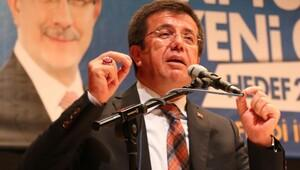 Ekonomi Bakanı Zeybekci Denizlide