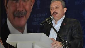AK Parti Genel Başkan Yardımcısı Şentop, Konyada: