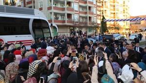 Başbakan Davutoğlu Edirnede