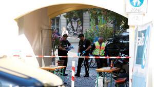 Almanya'daki canlı bomba, uzaktan patlatıp filme çekecekmiş