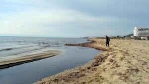 Sarımsaklı Plajı kirlilikten kurtulacak