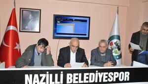 Nazilli Belediyespor olağan kongresi