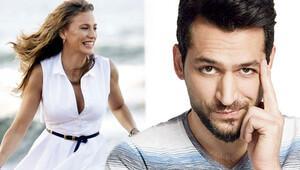 Serenay Sarıkaya'nın partneri Murat Yıldırım