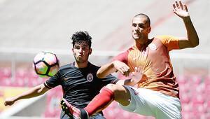 Galatasaray acımadı gol yağdırdı 7-0...