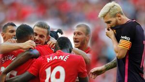 Liverpool 4-0 Barcelona / MAÇIN ÖZETİ