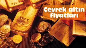 Çeyrek altın Gram altın fiyatları bugün yükseldi mi?