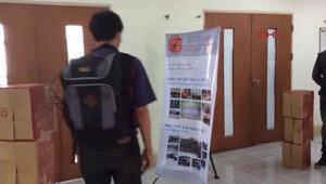 Tayland'da üniversite öğrencilerinden görme engellilere müjde!