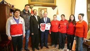 Türkiye Görme Engelliler Spor Federasyonu Başkanı Çetin: