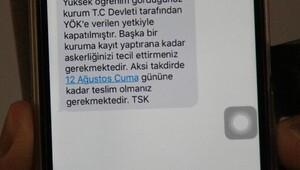 Mağdur öğrenciler İzmir Barosu'ndandestek istedi