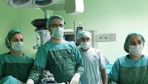 Kırşehirde kapalı yöntemle reflü ameliyatı
