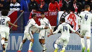 Real Madrid UEFA Süper Kupa finalinde Sevilla'yı uzatmalarda geçti! (Maç özeti)