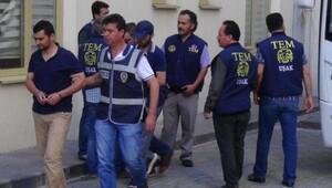Uşak'ta FETÖ operasyonunda 23 polis tutuklandı