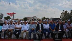 Şarköy'de içme suyu inşaatının temeli atıldı