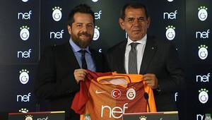 Galatasaraya yeni sponsor Tam 52 milyon...