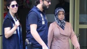 Uşak'ta FETÖ 'Ablası' 22 kadın adliyede