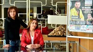 Rober Hatemo Adana'ya Geliyor