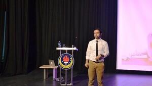 Gazeteci Yazar Dr. Özgür Bolat TED Malatya Kolejinde