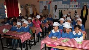 Öğrencilere Çevre Duyarlılığı Eğitimi Verildi