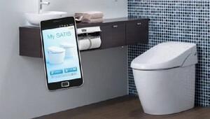 Tuvaletleri bile hack'liyorlar!