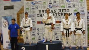 Balkan Şampiyonası'nda Büyükşehirli Judocular'a Üç Derece