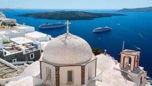 Rüya gibi bir balayı rotası: Santorini