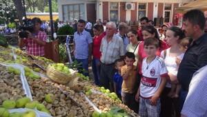 Sezonun ilk kuru incirinin kilosu 125 liradan satıldı