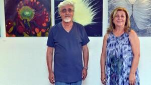 Etik Sanat Evi'nden Alaçatı Değirmenaltı'nda sergi