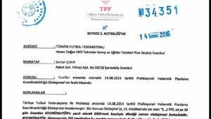 Serdar Çakır iddialara yanıt verdi