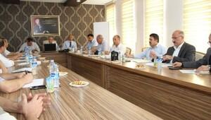 Sınav Güvenliği Bilgilendirme Bölge Toplantısı Yapıldı