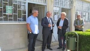 Gazeteci-yazar Özdil Han Belediye Başkanı Şanlı'yı Ziyaret Etti