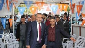 AK Partili Vekillerden Çatak'a Çıkarma