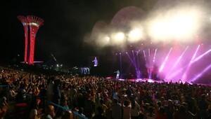 Mustafa Ceceli Expo 2016'da coşturdu