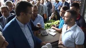 Bakan TüfenkciSebze ve meyve sektöründe kayıtdışılık yüzde 48
