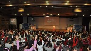 Gaziantep'te Spor Kültürü Ve Olimpik Eğitim Projesi Başladı