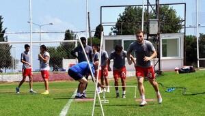 Samsunspor, Adana Demirspor maçına hazırlanıyor