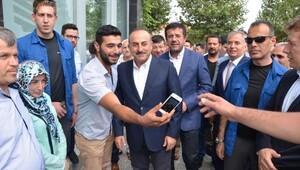 Bakan Çavuşoğlu: Biz kendi dış politikamızı kendimiz belirleriz