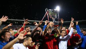 Demokrasi Turnuvası şampiyonu Gençlerbirliği!