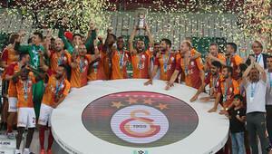 Beşiktaş 1-4 Galatasaray (Süper Kupa Galatasaray'ın)
