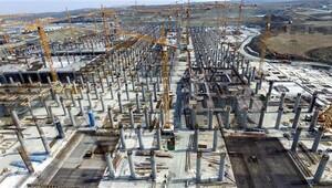 Yeni havalimanı Kadıköy'ün üç katı büyük olacak