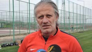 Şanlıurfaspor Teknik Direktörü Kerimoğlu: