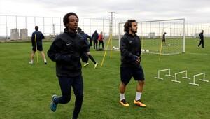 Şanlıurfasporda Balıkesirspor maçı hazırlıkları