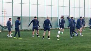 Şanlıurfaspor'da Gaziantep maçı hazırlıkları başladı