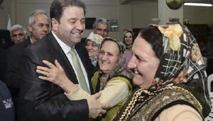 Başkan Kılıç Ardahanlılarla buluştu